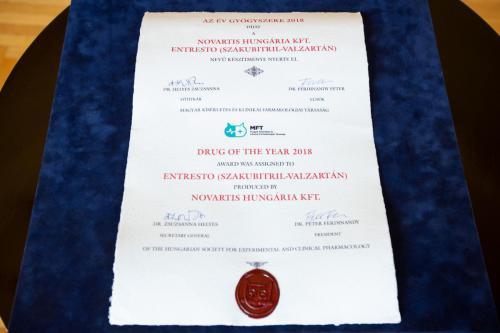 2019.06.21. Az Év Gyógyszere díjátadó